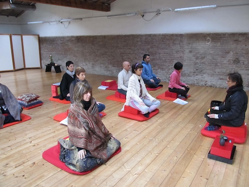Pratica di meditazione a Lucca